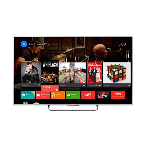"Smart TV 3D 75"" LED Full HD Sony KDL-75W855C com Wi-Fi, Android TV e MotionFlow XR 960 Hz"