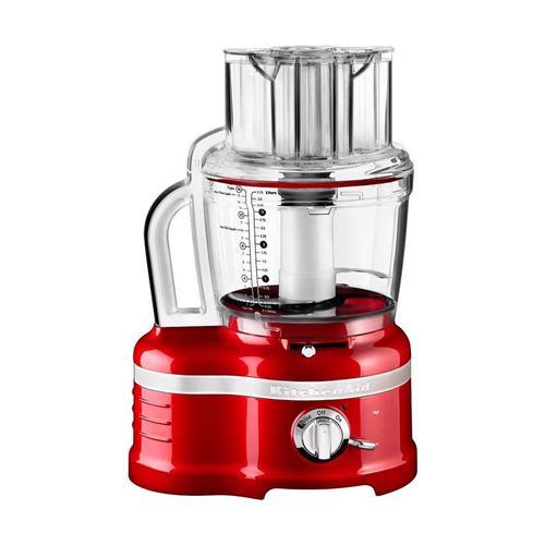 Processador de Alimentos KitchenAid Pro Line Vermelho com 3 velocidades 700 W 127V KJA16A3ANA