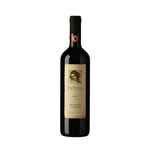 Vinho Tinto Chianti Clássico Da Vinci Itália 2007 750ml