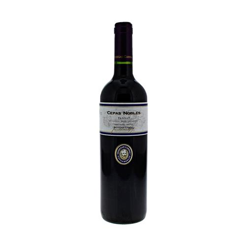 Vinho Tinto Cepas Nobles Tannat Uruguai 2013 750ml