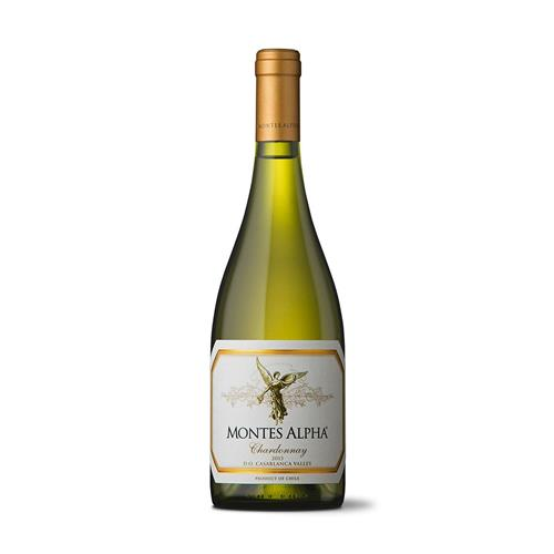 Vinho Branco Montes Alpha Chardonnay Chile 2013 750ml