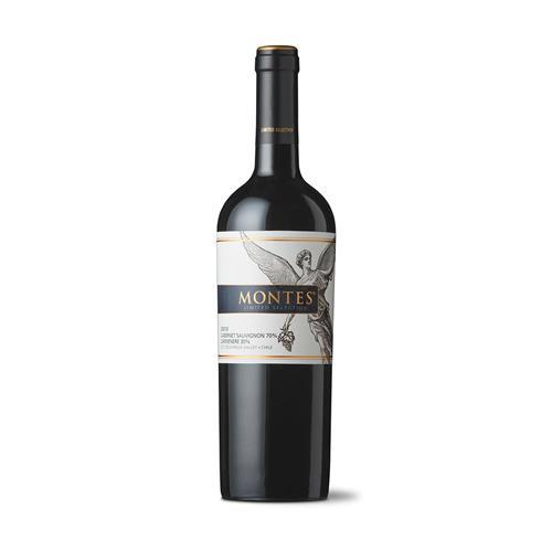 Vinho Tinto Montes Selección Limitada Cabernet Sauvignon Carmenère Chile 2013 750ml