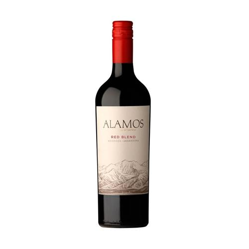 Vinho Tinto Alamos Red Blend Argentina 2013 750ml