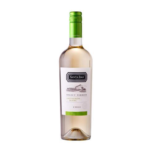 Vinho Branco Select Terroir Sauvignon Blanc Chile 2015 750ml