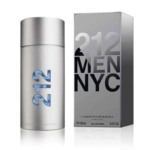 Perfume Carolina Herrera 212 Men Eau de Toilette Masculino