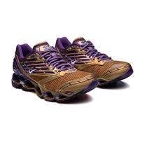 Tênis Mizuno Wave Prophecy 5 Golden Runners Dourado Feminino