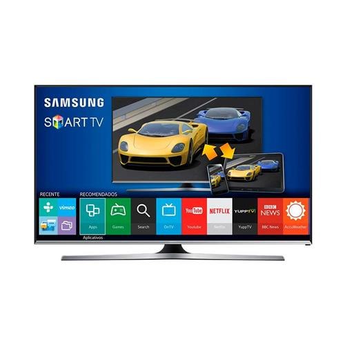 Smart TV LED Full HD Samsung J5500AGXZD com Wi-Fi, Conversor Integrado e Youtube