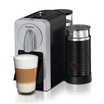 Cafeteira Nespresso Prodigio & Milk com Bluetooth para Café Espresso e Cappuccino