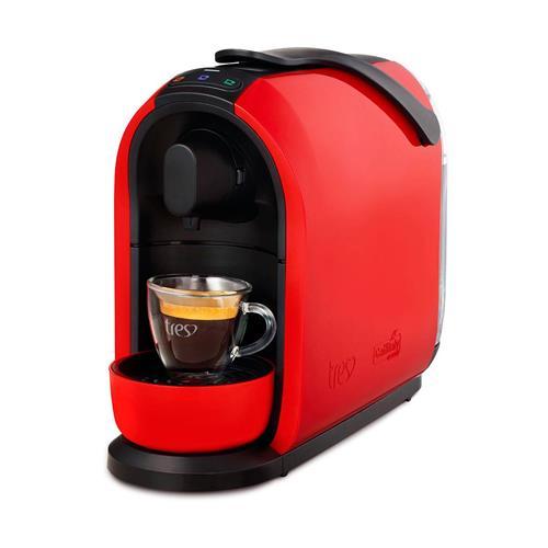 Cafeteira Três Corações Mimo S24 para Multibebidas e Café Espresso