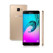 """Smartphone Samsung Galaxy A5 2016 com Dual Chip, Tela de 5.2"""", 4G,  16 GB, Câmera 13MP + Frontal 5MP e Android 5.1"""
