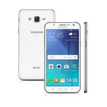 """Smartphone Samsung Galaxy J7 Duos com Dual Chip, Tela de 5.5"""", 4G, 16 GB, Câmera 13MP + Frontal 5MP e Android 5.1"""