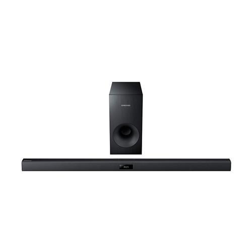 Soundbar Samsung HW-H370/ZD 120W, 2.1 canais e Bluetooth