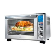 Forno Elétrico Oster Gourmet Collection Inox 22L e Timer