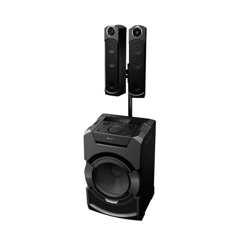 Mini System Sony Flex MHC-GT5D 2000W, NFC e Bluetooth