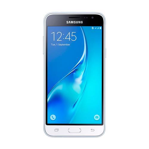 """Smartphone Samsung Galaxy J3 2016 com Dual Chip, Tela de 5"""", 4G, 8GB, Câmera 8MP + Frontal 5MP e Android 5.1"""