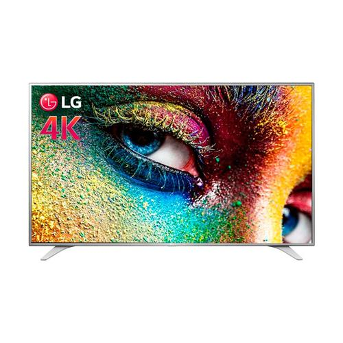 Smart TV LED 4K LG UH6500 com Wi-Fi, HDR Pro, Conversor Digital, USB e Netflix