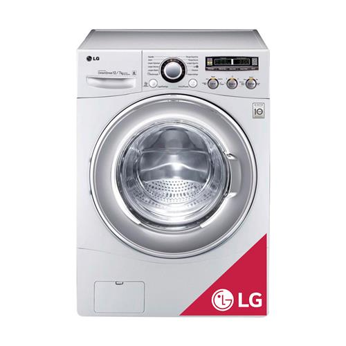 Lava e Seca LG Branca 12kg e 12 Programas de Lavagem 127V
