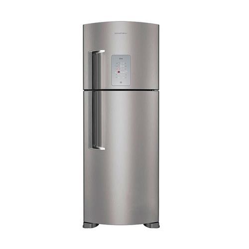 Refrigerador Brastemp Ative! Frost Free Inox 429 litros 127V