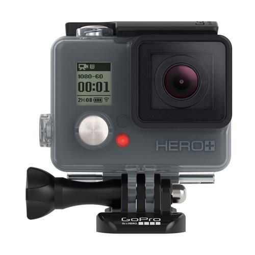 Câmera Filmadora GoPro Hero Plus Full HD, 8.1MP, Bluetooth e Wi-Fi