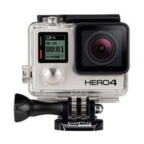 Câmera Filmadora GoPro Hero 4 Black Edition 4K, 12MP, Bluetooth e Wi-Fi