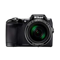 Câmera Digital Nikon Coolpix L840 Preta Full HD, 16MP, Zoom Ótico 38x, NFC e Wi-Fi