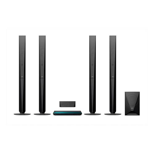 Home Theater Sony BDV-E6100 850W, 5.1 canais, Blu-Ray 3D, Bluetooth e NFC