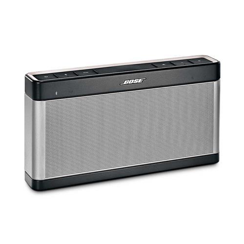 Caixa de som Bose Soundlink III com Bluetooth