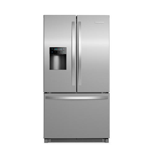 Refrigerador Electrolux French Door Icon Inox 634 litros FDI90