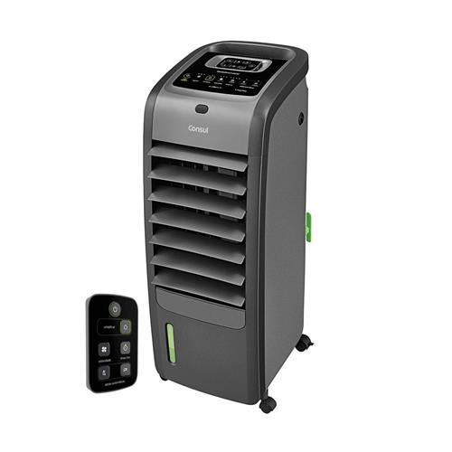 Climatizador de Ar Consul Frio 4 em 1 com Controle Remoto e Aletas Automáticas