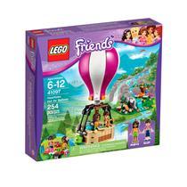 LEGO Friends O Balão de Ar Quente de Heartlake 254 peças 41097