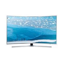 Smart TV Tela Curva LED 4K Samsung KU6500 com Wi-Fi, HDR Premium, Motion Rate 120 Hz, HDMI e USB