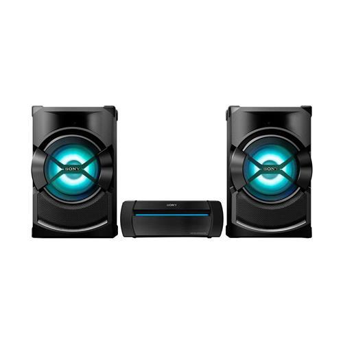 Mini System Sony Shake-X3D 1000W, NFC e Bluetooth