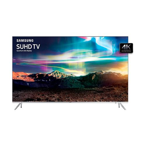 Smart TV LED 4K Samsung KS7000 com Wi-Fi, HDR 1000 e Motion Rate 240