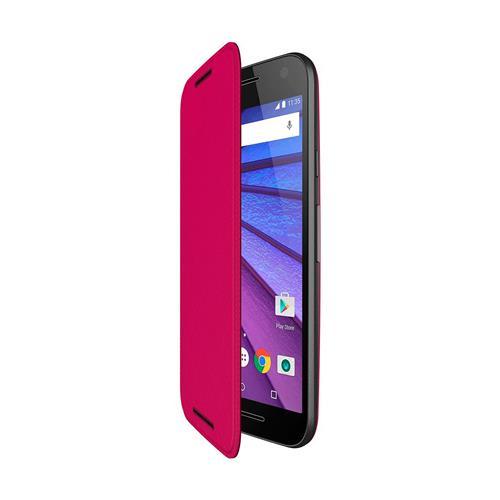 Capa Flip Shell para Motorola Moto G 3ª Geração