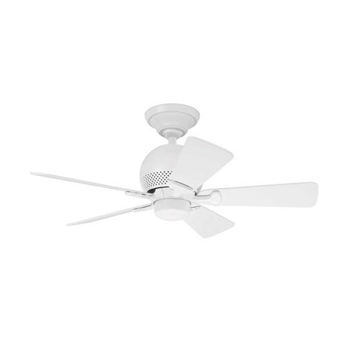 Ventilador de Teto Hunter Orbit Branco Neve 127 V