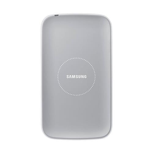 Carregador sem fio Samsung S Charger Pad Branco para Galaxy S4