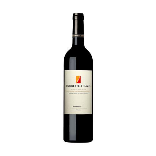 Vinho Tinto Roquette & Cazes Portugal 2012 750ml