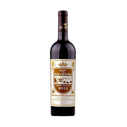 Vinho Tinto Quinta da Bacalhôa Portugal 2012 750 ml
