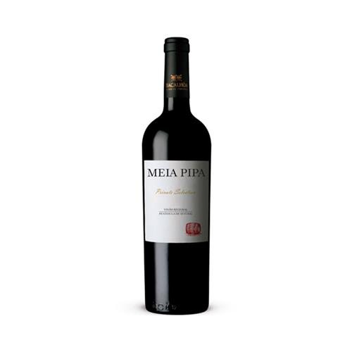 Vinho Tinto Meia Pipa Private Selection Portugal 2012 750 ml Bacalhôa