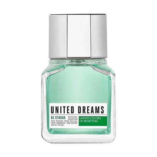 Perfume Benetton United Dreams Be Strong Eau de Toilette Masculino