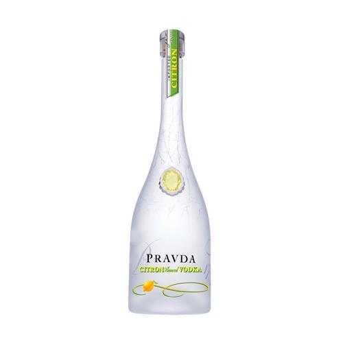 Vodka Pravda Citron 750 ml