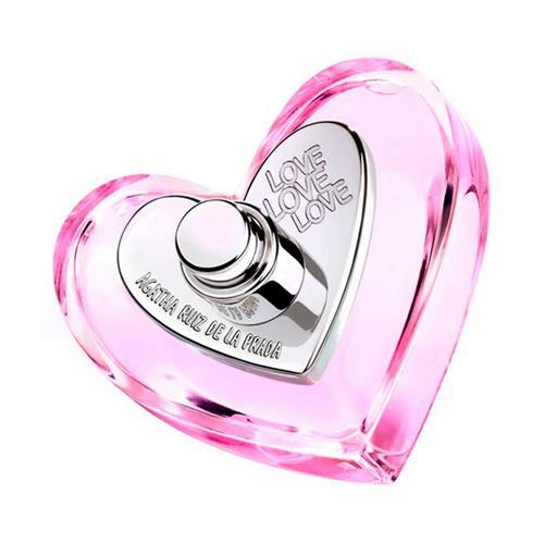 Perfume Agatha Ruiz de La Prada Love Love Love Eau de Toilette Feminino