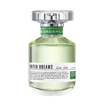 Perfume Benetton United Dreams Live Free Eau de Toilette Feminino