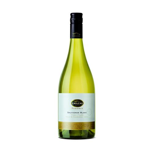 Vinho Branco Chilcas Reserva Sauvignon Blanc Chile 2012 750 ml