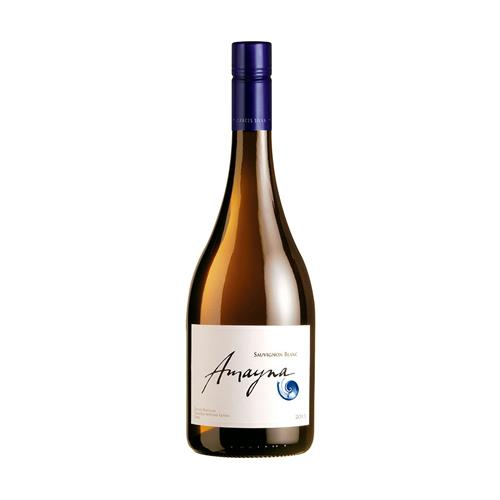 Vinho Branco Amayna Sauvignon Blanc Chile 2013 750 ml Garcés Silva