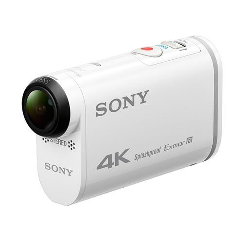Câmera de Ação Sony FDR-X1000V 4K, Wi-Fi, GPS, SteadyShot e Estojo À Prova D'Água