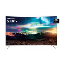 """Smart TV 55"""" Tela Curva 4K SUHD Samsung UN55KS7500 com Wi-Fi, HDR 1000, Pontos Quânticos e Bluetooth"""