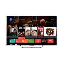 "Smart TV 49"" LED 4K Sony XBR-49X835C com Wi-Fi, Android TV  e Motionflow 960 Hz"