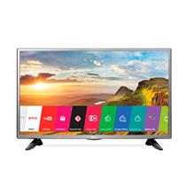 "Smart TV 32"" LED HD LG 32LH570B com Wi-Fi, Conversor Integrado e HDMI"