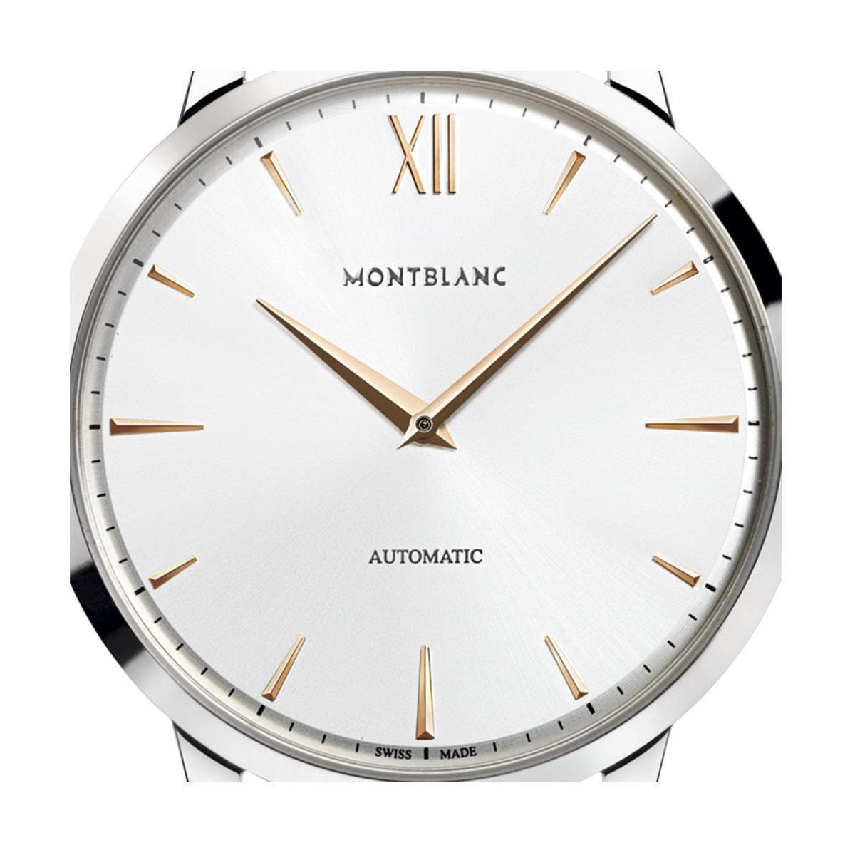 6b56c39a054 Relógio Montblanc Heritage Spirit Automatic